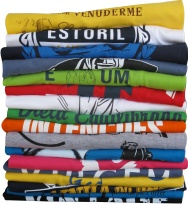 Advantages and disadvantages of each t-shirt printing method.