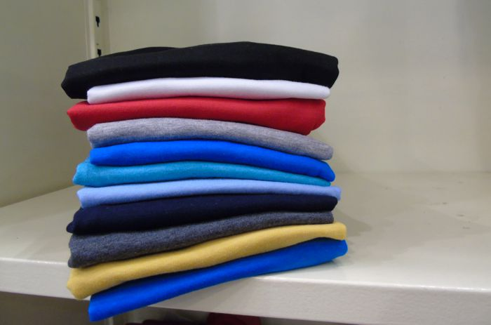 popular t-shirt colors