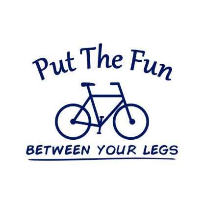 put the fun between your legs heat transfer on a white tshirt